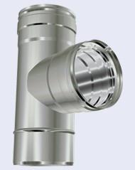 inox concentrisch T 90°-180-230