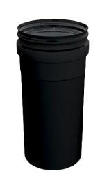 Zwart EW kachel adapter