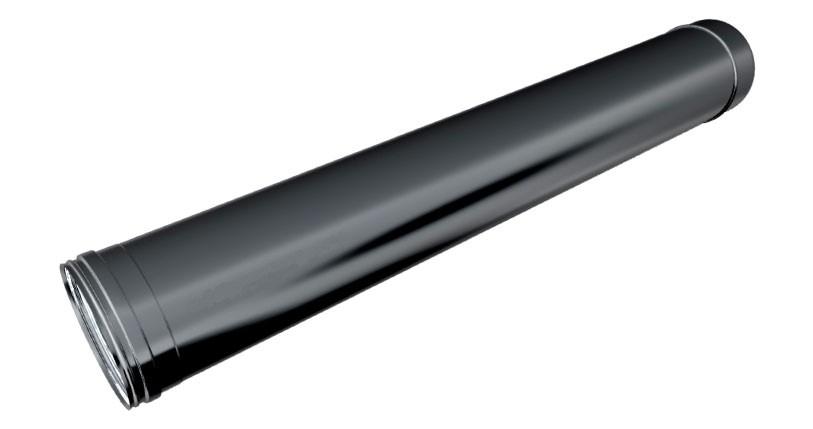 Zwart EW 0,25m 250mm