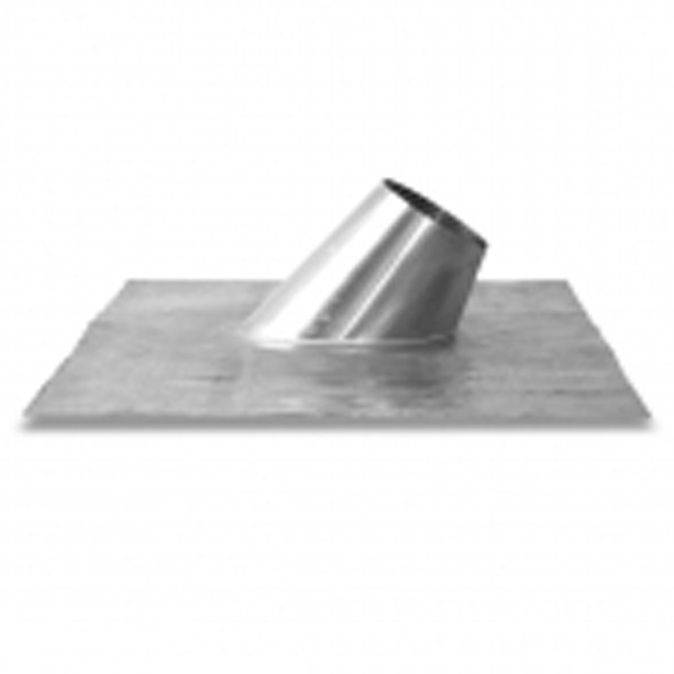 Dakplaat 26-35° met loodslab 200mm